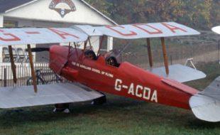 Season 1 Episode 10 – de Havilland Tiger Moth