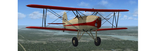 Season 1 Episode 14 – Biplane Boogie: Turbine Great Lakes
