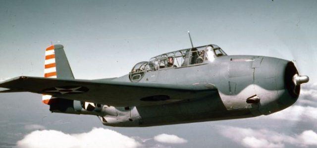 Grumman TBF Avenger – World War 2 Torpedo Bomber