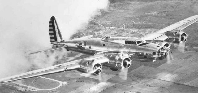 The story behind Boeing's First Flying Fortress