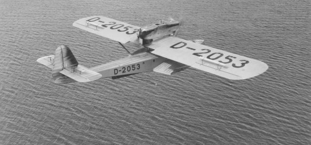 On this Day in Aviation History: November 9