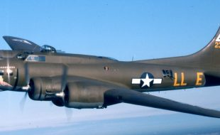 """Shoo Shoo Shoo Baby"" B-17 Flying Fortress"