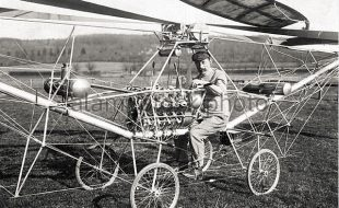 Today in 1907: First Helicopter Flight