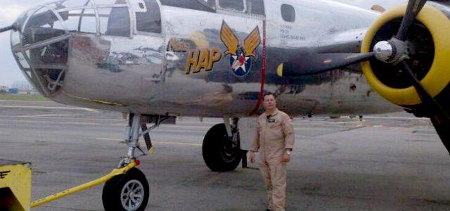 Flying for the American Airpower Museum — Nick Ziroli Warbird Pilot