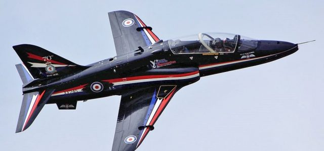 BAE Systems Hawk — The RAF's amazing Trainer