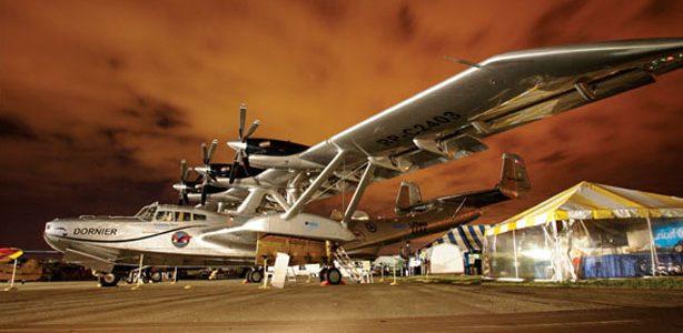 Aviation Photographer Phil High's Night Vision