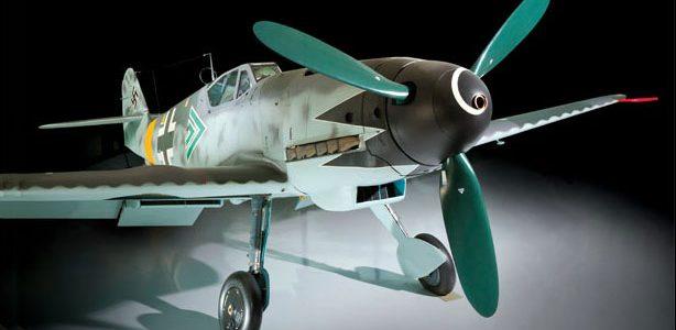 """Messerschmitt Bf 109 G-10 """"Gustav"""""""