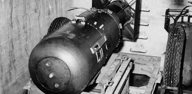Superfortress Atomic Bombs: Little Boy & Fat Man