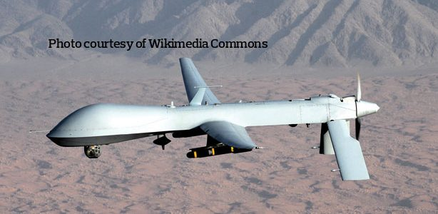 Drones: Technology Changes the Face of Combat