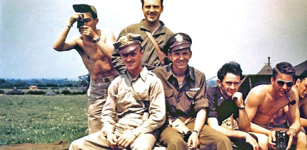 WW II Pilot Bernie Sledzick – Little Guy in  a Big Airplane