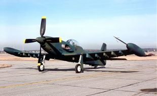 Tuesday Turboprop: The Piper PA-48 Enforcer
