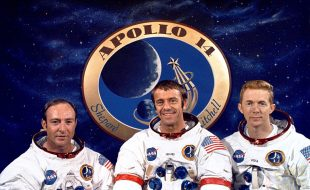 On this Day in 1971–Apollo 14 Lands on the Moon