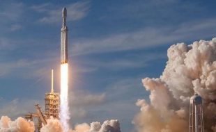 SpaceX Falcon Heavy launch Big Success! — Launches Starman in a Tesla
