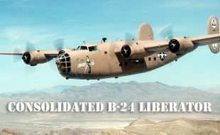 Great Planes: Consolidated B-24 Liberator