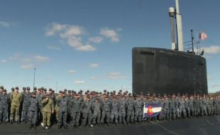 Virginia-Class Attack Submarine, USS Colorado to be Commissioned March 17, 2018
