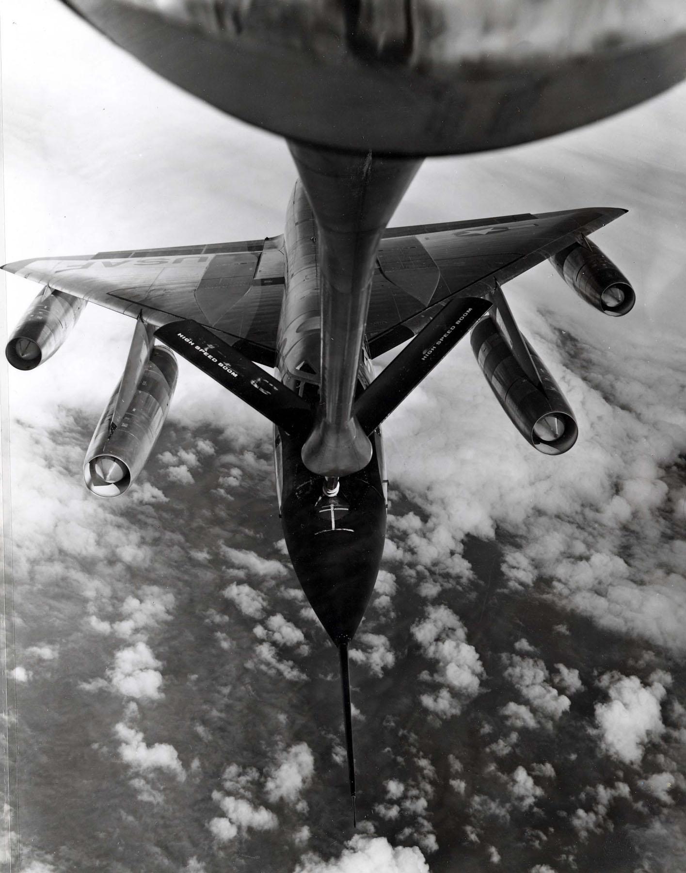 aviation history, B-58, Hustler, Lockheed, on this day, World Record