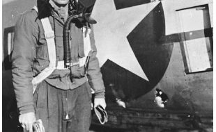 April 25, 1944. On this Day in Aviation History– Metal of Honor Thunderbolt Pilot