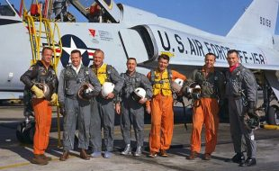 The Right Stuff — On this Day in 1959 — The World Meets the Project Mercury Astronauts