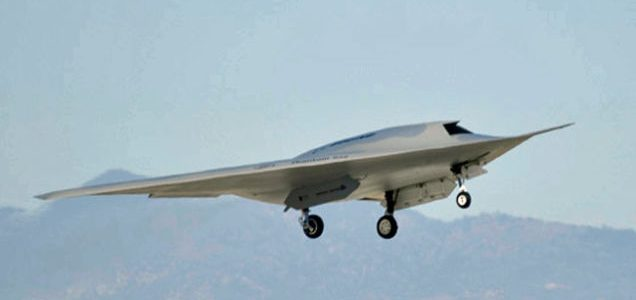 Boeing Phantom Ray — first flight April 27