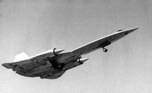 A-12 Oxcart — First Flight April 30