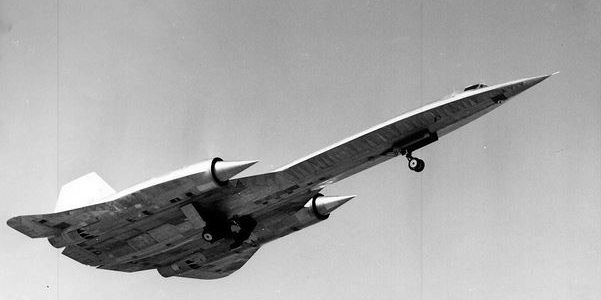 A-12 Oxcart — First Flight April 30