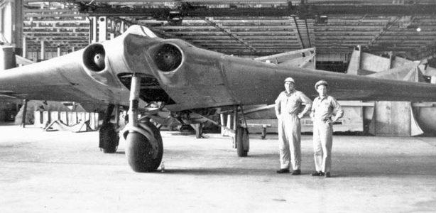 World War II  – The Pioneer Jets