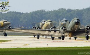 D-Day Squadron at AirVenture