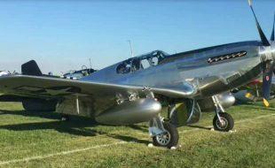 AirVenture 2018 Mustangs