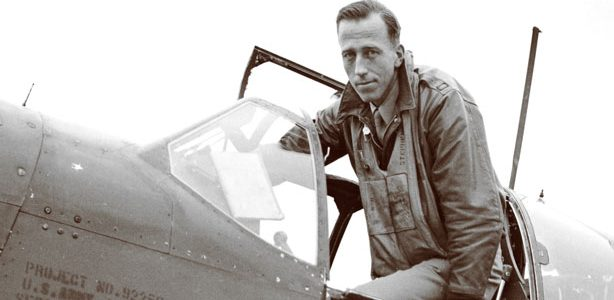 Jim Howard: One-Man Air Force