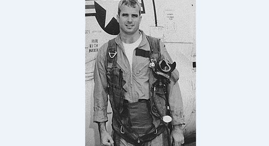 Sen. John McCain: Farewell to an Aviator