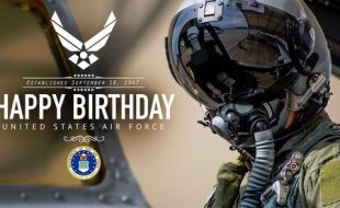 Happy 71st Birthday to the U.S. Air Force