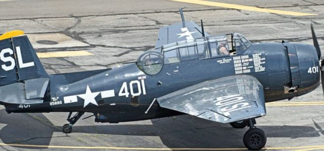 Grumman's Mighty Avenger