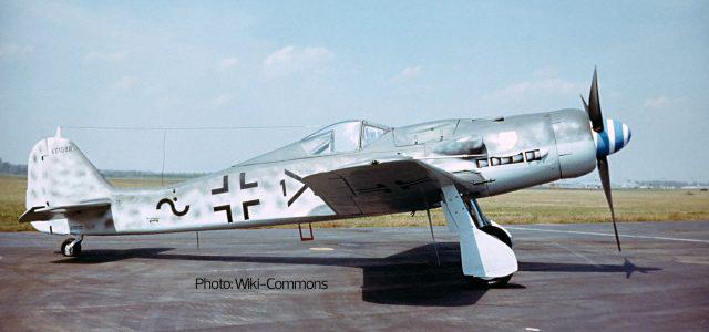 """Focke-Wulf FW-190D: The Luftwaffe's Long Nosed """"Butcher Bird"""""""