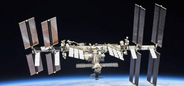 International Space Station — Happy 20th Birthday