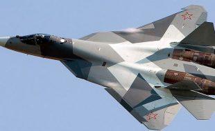 Soviet Stealth Sukhoi Su-57
