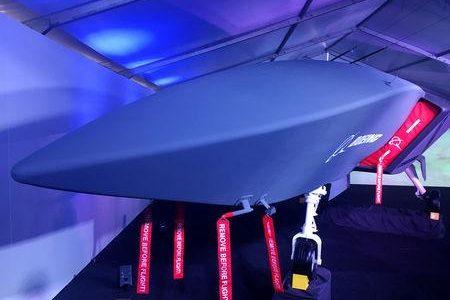 Boeing unveils unmanned combat jet