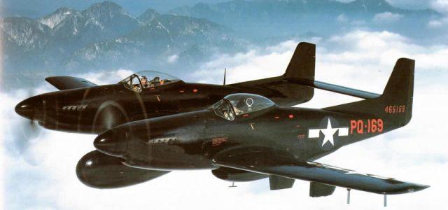P-82 Twin Mustang