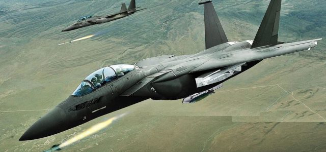 The F-15 Still going 50 Years Later