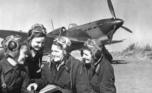 Silent Nightwitches of Russia