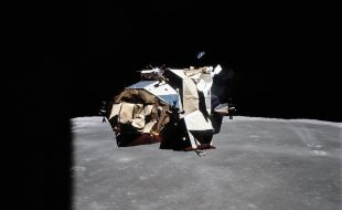 47 years ago Apollo 16
