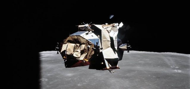 47 years ago Apollo 16