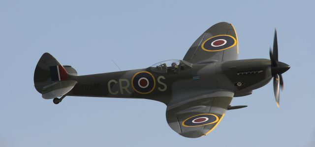 The Fewest of the Few: How the Supermarine Spitfire Won the Battle of Britain