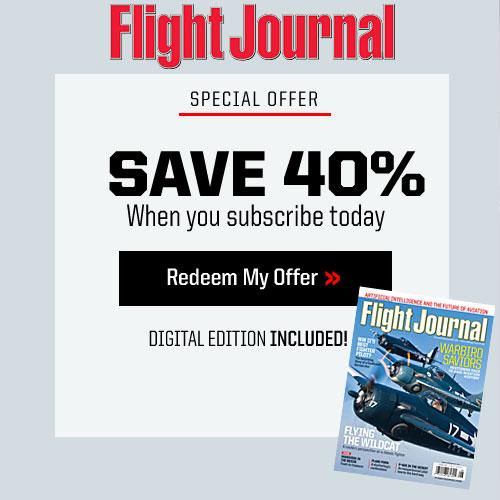 Flight Journal - Aviation History   History of Flight