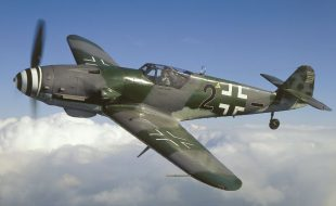 Friday Fighter: Bf 109G