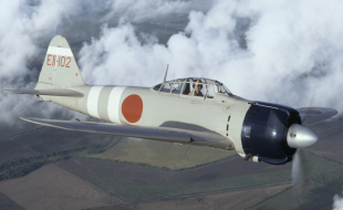 Wednesday Warbird: Mitsubishi Zero
