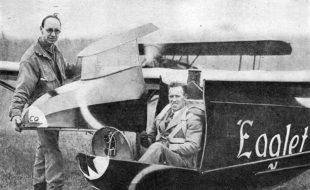 Record-Setting Transcontinental Glider Flight