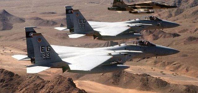 Jan. 15, 1991, Operation Desert Shield – Desert Storm