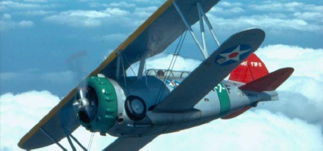 The Grumman F3F: The Last Biplane Fighter