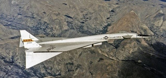 On this Day: XB-70 Valkyrie
