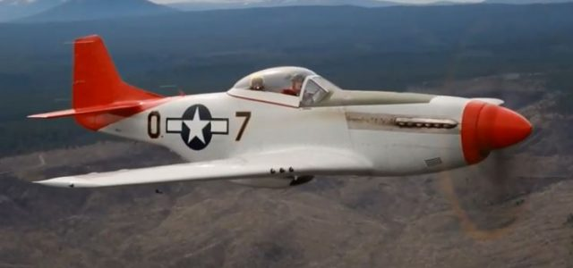 P-51 Mustang Now on Oahu
